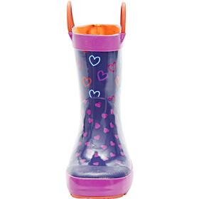 Kamik Cherish Stivali di gomma Bambino, purple